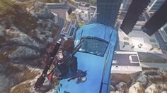 This Just Cause 3 Stunt Work Is Ridiculously Cool Watch this impressive ridiculous Just Cause 3 stunt work and thanks to Evolve Stunting for sharing! Watch more of their insane videos at https://www.youtube.com/user/EvolveStunting April 05 2016 at 10:25PM  https://www.youtube.com/user/ScottDogGaming