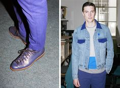 Richard Nicoli London Men's Fashion Week S/S 2013 report via Wallpaper*
