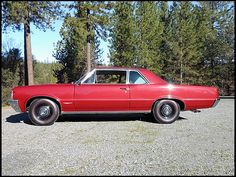 '64 Pontiac GTO  389/348 HP, 4-Speed...... Been on the hunt for one of these