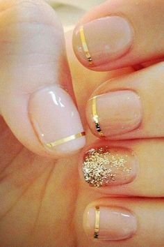 Lets Show You Fifteen Awesome Manicure Ideas For Your Wedding 13
