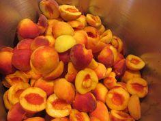 Making Peach Pear Wine Part 1