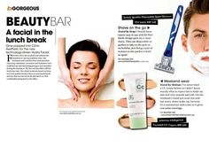 [In the News] Arbonne Intelligence CC Cream has been featured on Brisbane's B Magazine! Follow the link below to read more about the product that soothes, moisturizes and evens out your skin. Www.nuthinbutarbonne.myarbonne.com