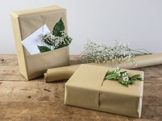 Sostrene Grene | DIY – a different kind of gift wrapping #giftwrapping