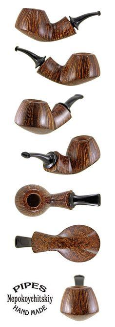 Nepokoychitskiy Alexander hand made pipes