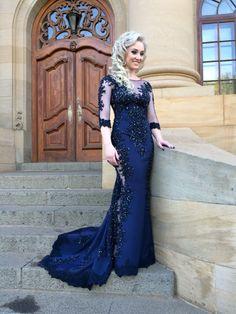 Beautiful prom dress of a friend of mine!!!