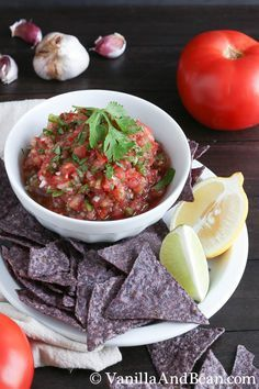 Pico de Gallo | Vanilla And Bean