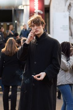 Otto Lotz at MFW F/W 2016 by Charles-Edouard Woisselin