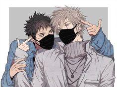 Картинка с тегом «kakashi, naruto, and obito»