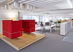 vitra. by storeM: Open Space