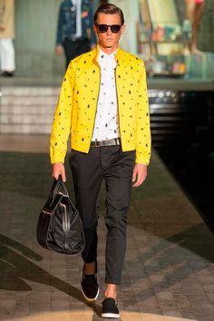 Dsquared² - Spring/Summer 2015 - Milan Fashion Week #dsquared² #milanfashionweek #runway #luxury #popart #summer2015 #gay