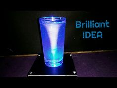 How To Make Tabletop VORTEX WATER FOUNTAIN at Home - YouTube