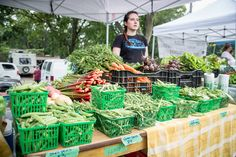 The best farmers' markets in Toronto connect city dwellers directly with local growers and make it easy to enjoy delicious fruits, veggies and seasonal delicacies. Popping up weekly, these markets offer more than just groceries - you'll find everything from family friendly fun to live entertainment and street eats. Here...