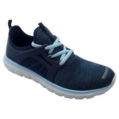 Women's Poise Performance Athletic Shoes Navy