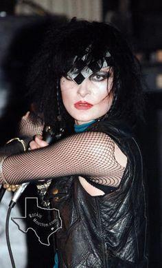 Siouxsie, Babylon 10/19/1981 3