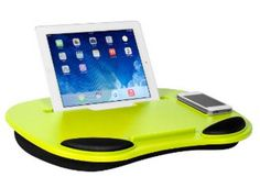 Media Travel Lap Desk For Notebook Tablets And Phones Multiple Colors