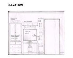 E-Decorating Living Room Interior Design Idea with a studio space Melbourne, Australia  #interior #design #decorating