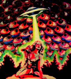 gif trippy drugs lsd acid psychedelic trip trippy gif aliens magic mushrooms psychedelics