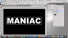 Photoshop: How To Make Nice Cornered Borders Around Text (Or Anything)