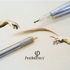 #phibrows #phi #phil #eyebrows #phibrowsartist #phibrowsjordan #permanentmakeup #beauty ...