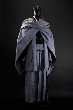 """Japan's man of the clothes is a Yappa hakama! Anyway to send a cool guy kimono """"sum dimension drop Ya"""" Character Design Inspiration, Mode Inspiration, Writing Inspiration, Larp, Character Concept, Character Art, Concept Art, Mode Costume, Fantasy Costumes"""