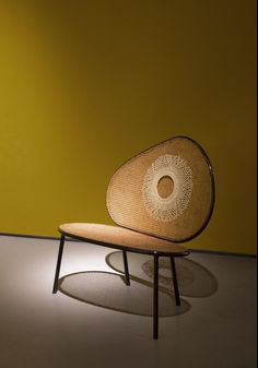 Racket Chair (Wicker