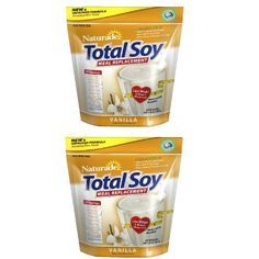 SCS Naturade Total Soy Vanilla NEW Formula - 3 lbs. Naturade Total Soy has a new look and an improved formula. Supplements For Women, Weight Loss Supplements, Fitness Nutrition, Diet And Nutrition, Best Prenatal Vitamins, Diabetic Drinks, Best Weight Loss Supplement, Weight Loss Snacks, Lactose Free