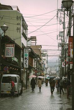 Rainy Takayama