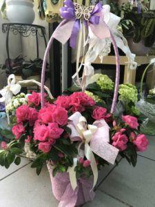 A májuskosár története - SparVirág Eger Floral Wreath, Wreaths, Plants, Home Decor, Floral Crown, Decoration Home, Door Wreaths, Room Decor, Deco Mesh Wreaths