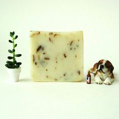 Prunella Soap. Cute and witty styling.