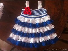 Crochet baby dress| How to crochet an easy shell stitch baby / girl's dress for beginners 199 - YouTube