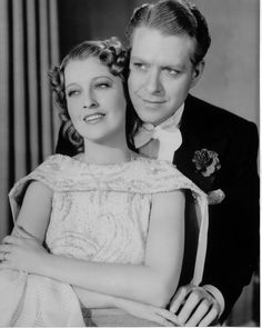 """Jeanette MacDonald & Nelson Eddy.....A controversy exists concerning the private lives of Jeanette MacDonald and Nelson Eddy. John Kenneth Hilliard, a sound engineer backstage at MGM from 1933 to 1942, reported in 1981 that though Nelson Eddy and Jeanette MacDonald were a screen couple, they """"hated each other with a vengeance"""".  Hilliard worked on Naughty Marietta and it is common knowledge that MacDonald's initial iciness toward Eddy almost caused Eddy to walk off that film."""