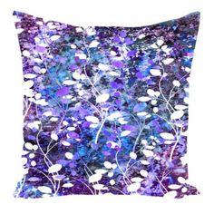 Chic Modern Home Decor Purple Pillows, Floral Pillows, Dorm Decorations, Flower Decorations, Creation Art, Blue Art, Decorative Accessories, Modern Decor, Creations