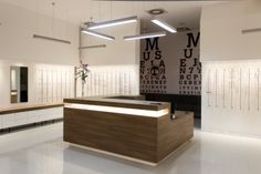 Bomar Optic by Slavica Djokovic, Novi Sad – Serbia » Retail Design Blog