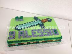 Diamantaschwert vo Minecraft für da Alessio. Happy Birthday!