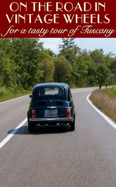 There are so many great things to do in Tuscany and touring Chianti region by vintage Fiat 500 was one of our favourites. Read all about this unusual wine experience and a host of great places to go in Tuscany in our Italy travel feature.