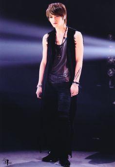 Jae Joong in Yokohama by Anju0126
