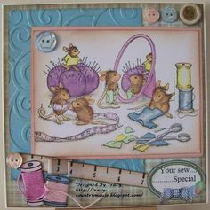 Country Mouse: House Mouse