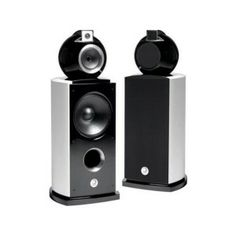 ELIPSON 4260 Tribute - Pioneer of the spherical speaker for the last 70 years, Elipson has often been copied, but never equalled. Elipson is the only company to totally master this process, using internal patented resonators. The 4260 will seduce you by its neutral and faithful sound reproduction, the respect of recordings remains indeed one of the strongest value of the brand. The 4260 is a concentration of the last 70 years of the Elipson know-how.