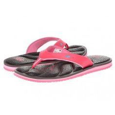 New Balance Black & Pink Rev PlusH2O Sandals for Women