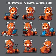 Introverts Have More Fun