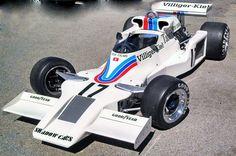 1977 Shadow DN8 F1 Race Car