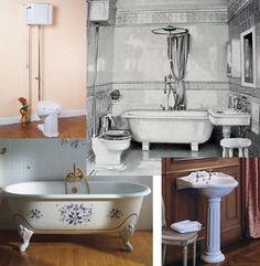 victorian bathroom remodel | Victorian Bathroom Design – Authentic Period ... | Victoriana ...