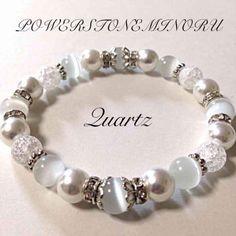 人気♡銀姫 可愛いレディースのパワーストーン 数珠