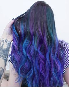 """Pulp Riot Hair Color on Instagram: """"@alexisbreckbeauty is the artist... Pulp Riot is the paint."""""""