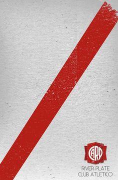 River Plate of Argentina wallpaper. Neymar Jr Wallpapers, American Games, Football Wallpaper, Carp, Soccer, Plates, Cool Stuff, Design, Behance