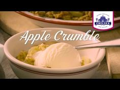 Apple Crumble Recipe | Chelsea Sugar