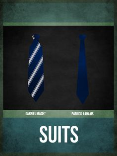 suits. i ran through the whole first season this sunday without noticing. oh my oh my my new favourite show.