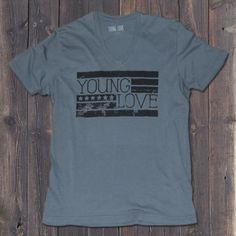 Young Love Outfitters Flag Tee $25 Every purchase supports world change. #youngloveoutfitters #yloutfitters #tee #tees #teeshirt #tshirt #vneck #indie #hipster #fashion #dogood #charity #worldchange
