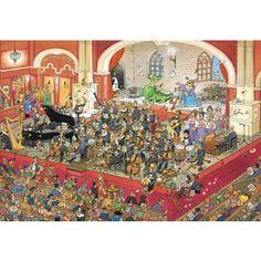 Jan van Haasteren - De opera - 2000