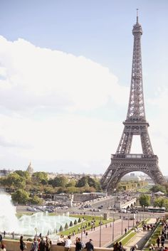 Tips for visiting the Eiffel Tower